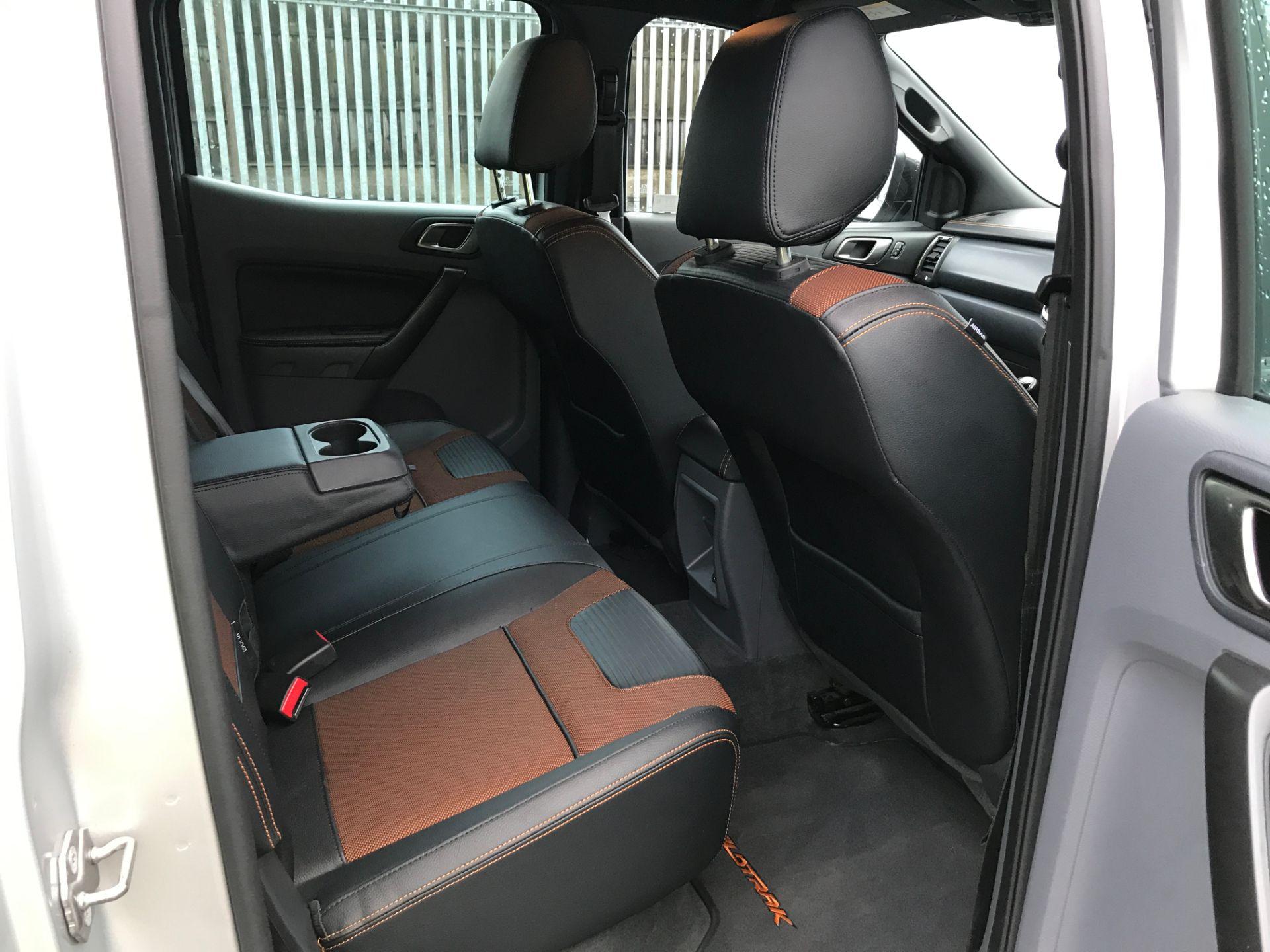 2017 Ford Ranger DOUBLE CAB 4X4 WILDTRAK 3.2TDI 200PS EURO 5 (YR67AKO) Image 17