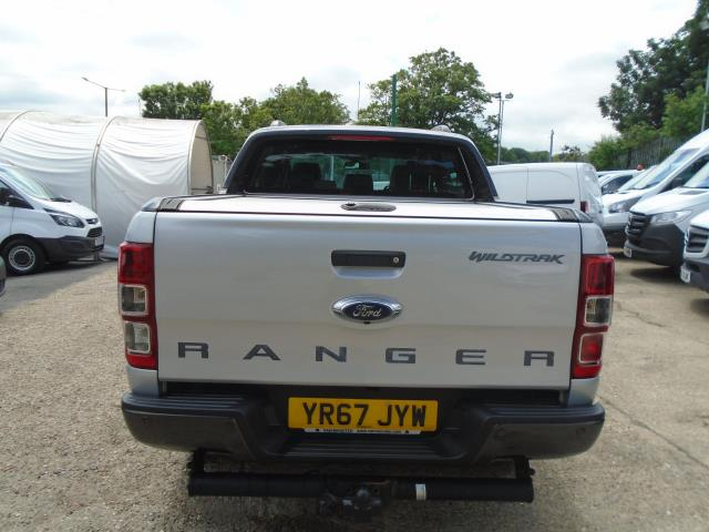 2017 Ford Ranger PICK UP  DOUBLE CAB WILDTRACK 3.2 TDCI 200 EURO 6 (YR67JYW) Image 5