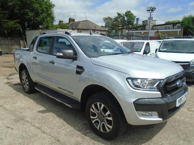 2017 Ford Ranger PICK UP  DOUBLE CAB WILDTRACK 3.2 TDCI 200 EURO 6 (YR67JYW)