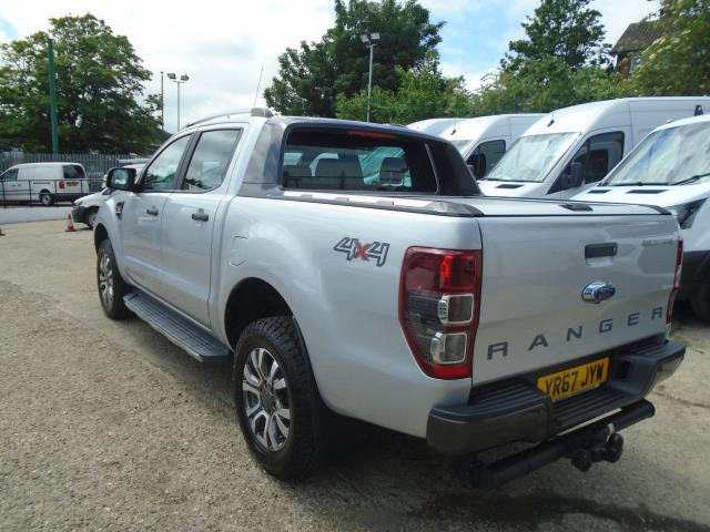 2017 Ford Ranger PICK UP  DOUBLE CAB WILDTRACK 3.2 TDCI 200 EURO 6 (YR67JYW) Image 6