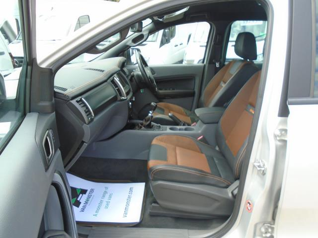 2017 Ford Ranger PICK UP  DOUBLE CAB WILDTRACK 3.2 TDCI 200 EURO 6 (YR67JYW) Image 17