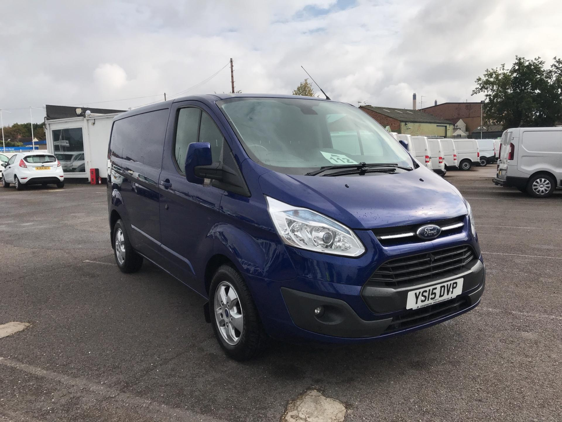 2015 Ford Transit Custom L1 H1 270 LIMITED E-TECH 125PS LOW ROOF VAN EURO 5 (YS15DVP)