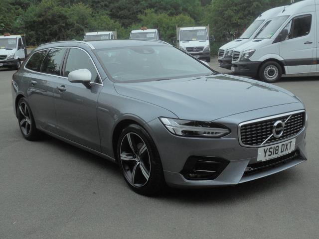 2018 Volvo V90 2.0 D4 R Design 5Dr Geartronic (YS18DXT)