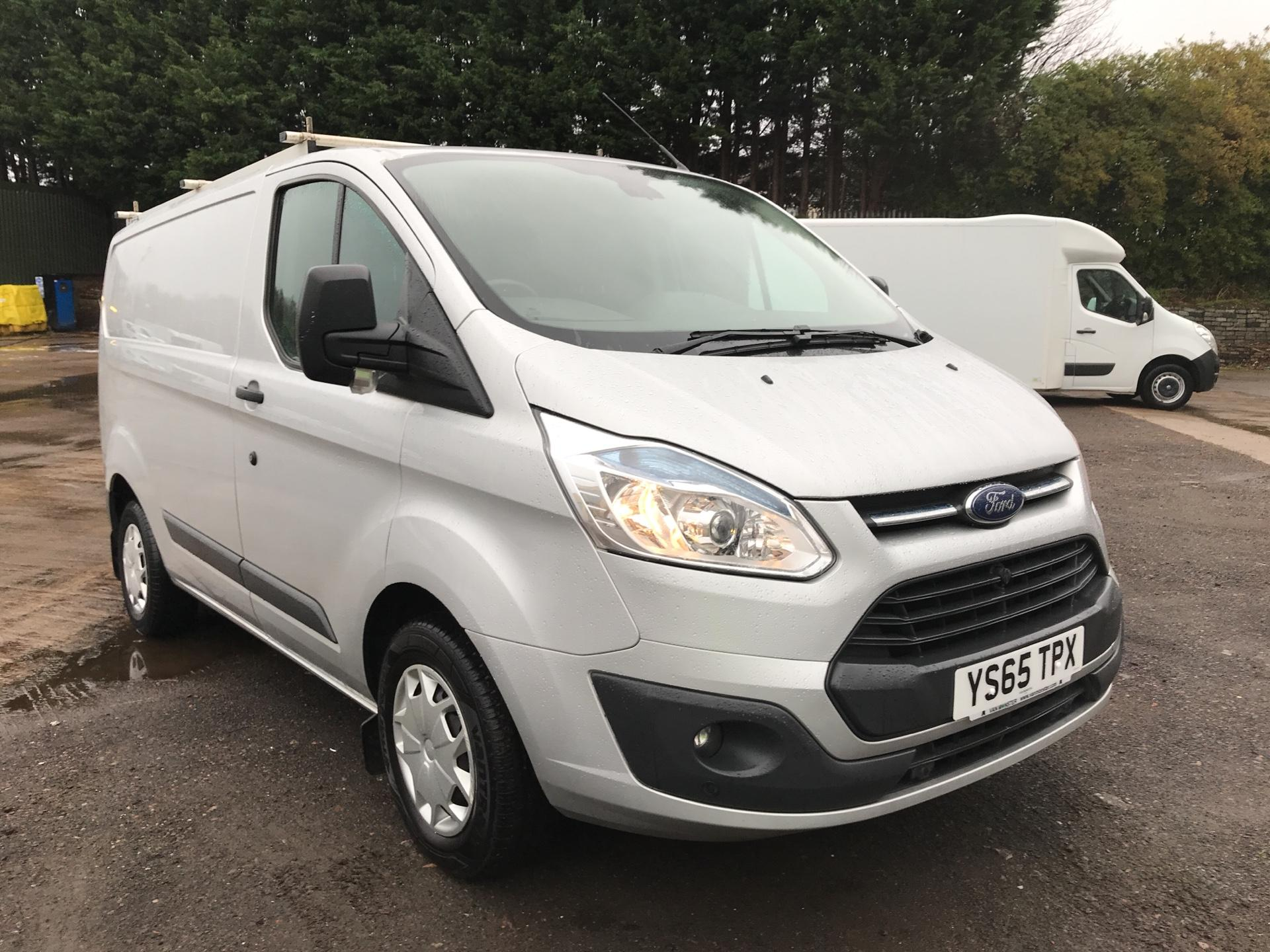 2016 Ford Transit Custom  270 L1 DIESEL FWD 2.2 TDCI 125PS LOW ROOF TREND EURO 5 (VALUE RANGE VEHICLE - CONDITION REFLECTED IN PRICE) (YS65TPX)