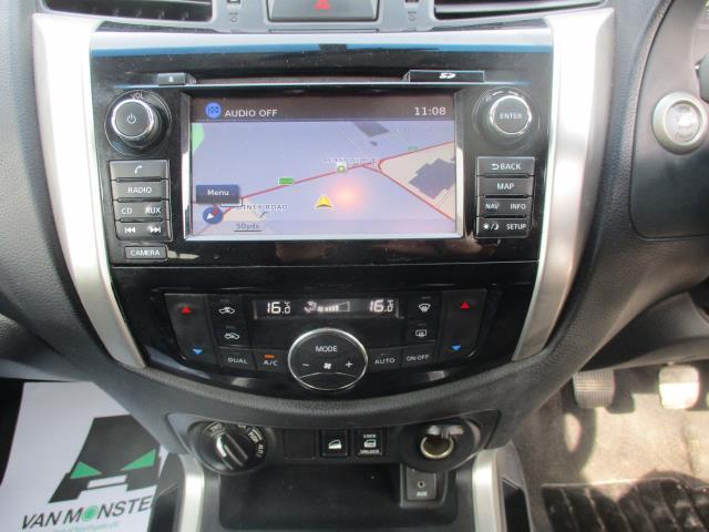 2017 Nissan Navara Double Cab Pick Up Tekna 2.3Dci 190 4Wd (YS67PVJ) Image 15