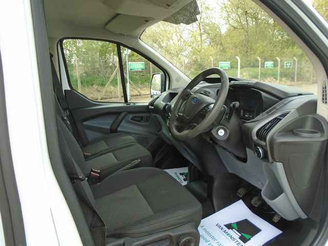 2015 Ford Transit Custom  270 L1 DIESEL FWD 2.2 TDCI 100PS LOW ROOF  EURO 5 (YT15JYW) Image 18