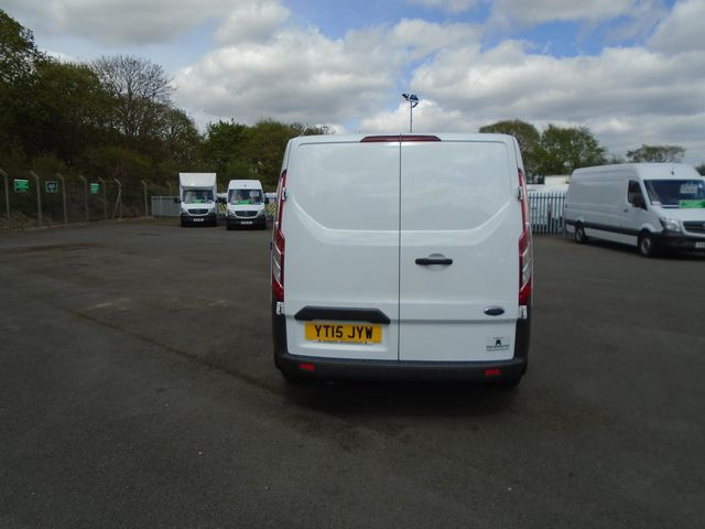 2015 Ford Transit Custom  270 L1 DIESEL FWD 2.2 TDCI 100PS LOW ROOF  EURO 5 (YT15JYW) Image 6