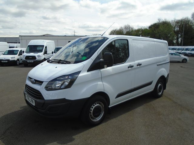 2015 Ford Transit Custom  270 L1 DIESEL FWD 2.2 TDCI 100PS LOW ROOF  EURO 5 (YT15JYW) Image 2