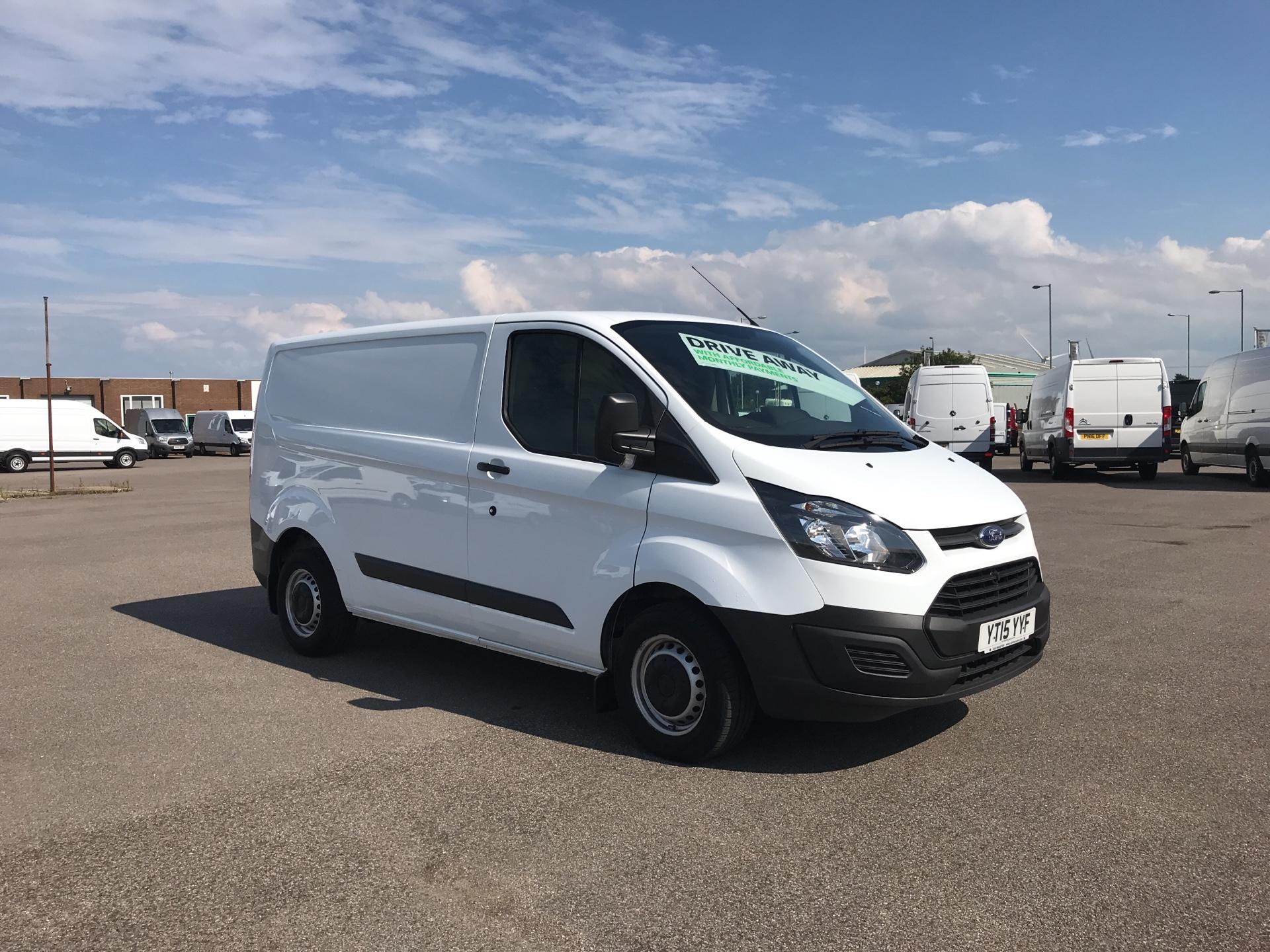 2015 Ford Transit Custom 270 L1 DIESEL FWD 2.2 TDCI 100PS LOW ROOF VAN EURO 5  (YT15YYF)
