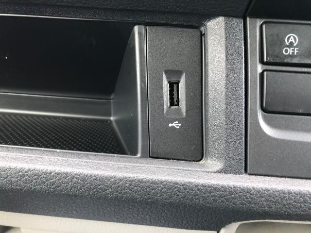 2017 Volkswagen Transporter T30 LWB DIESEL 2.0 TDI BMT 102 TRENDLINE VAN EURO 6 (YT67XYS) Image 23