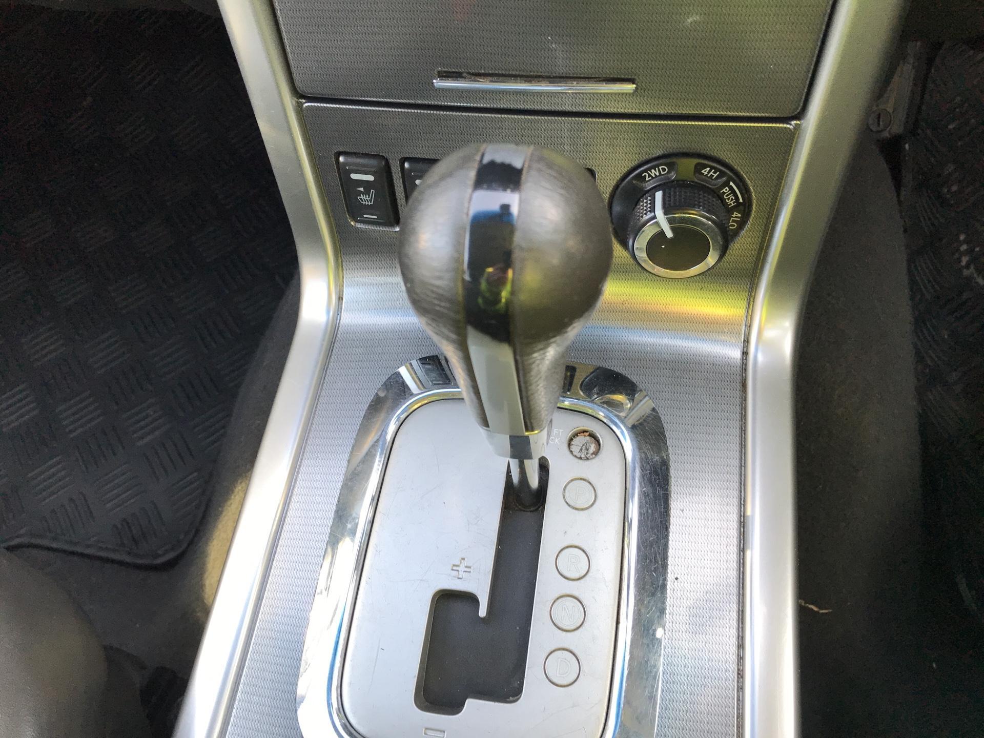 2011 Nissan Navara TEKNA 2.5 DCI 188 DOUBLE CAB AUTO EURO 4 (YX11WZV) Image 11