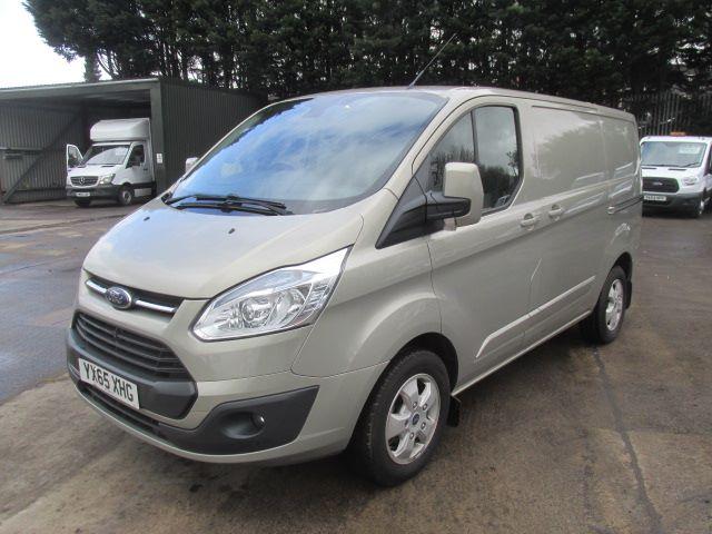 2015 Ford Transit Custom 290 L1 H1 2.2 Tdci 125Ps Limited Van (YX65XHG) Image 22