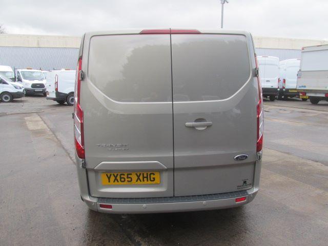 2015 Ford Transit Custom 290 L1 H1 2.2 Tdci 125Ps Limited Van (YX65XHG) Image 14