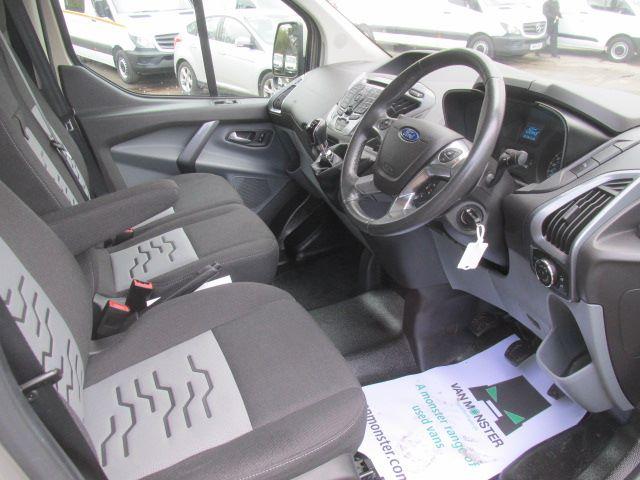 2015 Ford Transit Custom 290 L1 H1 2.2 Tdci 125Ps Limited Van (YX65XHG) Image 9