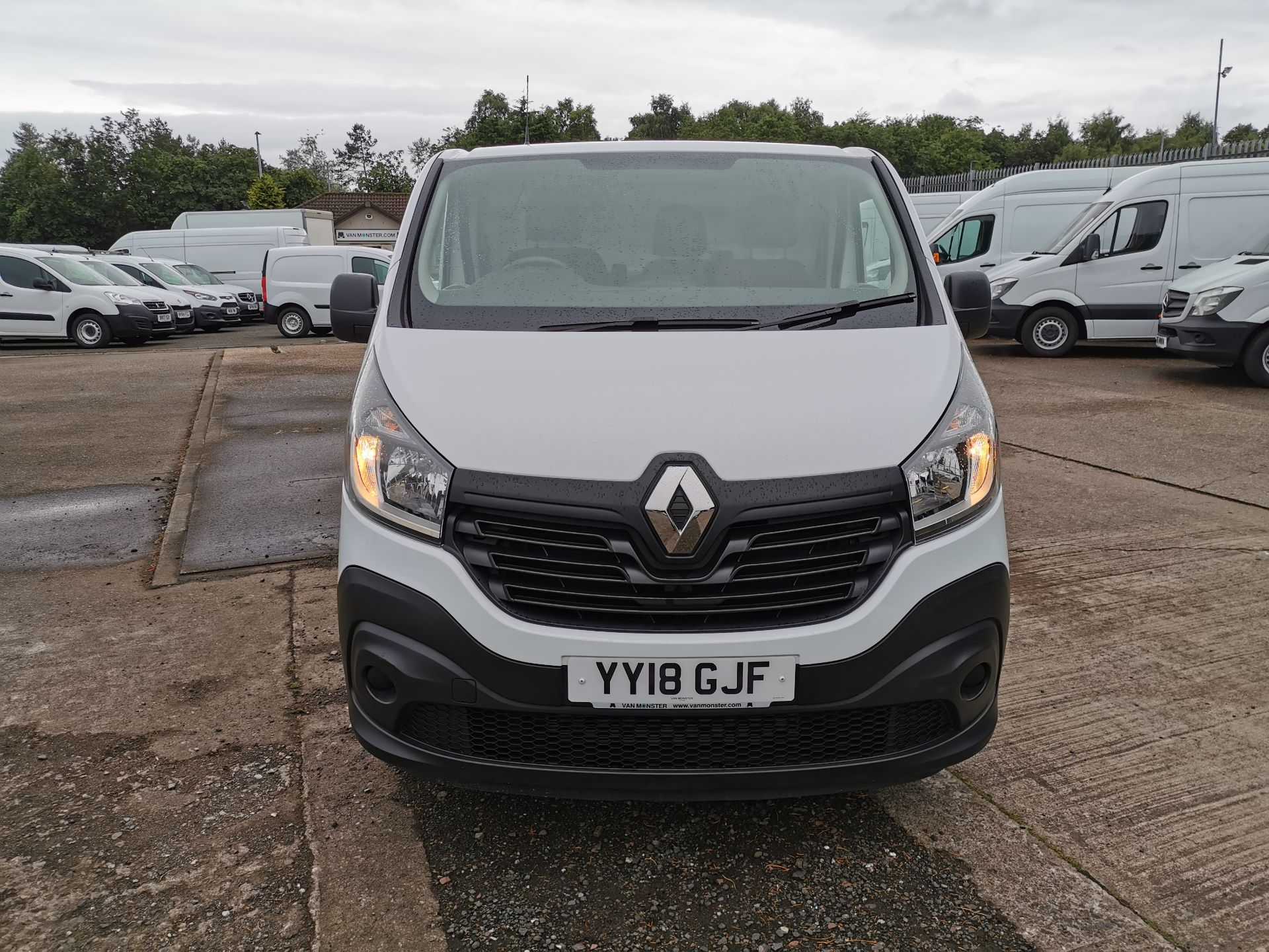 2018 Renault Trafic SL27 1.6 ENERGY DCI 125PS BUSINESS EURO 6 (YY18GJF) Thumbnail 15