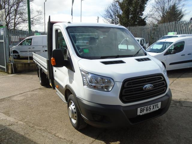 2015 Ford Transit 2.2 Tdci 125Ps Heavy Duty Chassis Cab (BF65XYL)
