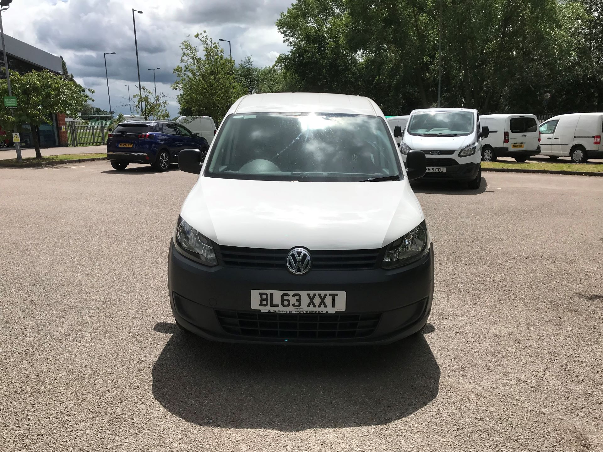 2014 Volkswagen Caddy Maxi 1.6 Tdi Bluemotion Tech 102Ps Startline Van (BL63XXT) Image 13