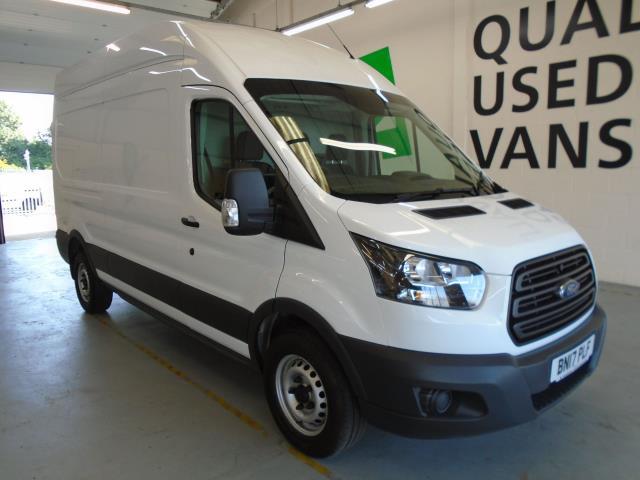 2017 Ford Transit L3 H3 VAN 130PS EURO 6  (BN17PLF)