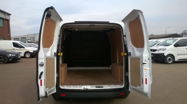 2017 Ford Transit Custom 290 L1 DIESEL FWD 2.0 TDCI 105PS LOW ROOF VAN EURO 6 (BN17PPO) Image 11