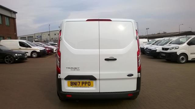 2017 Ford Transit Custom 290 L1 DIESEL FWD 2.0 TDCI 105PS LOW ROOF VAN EURO 6 (BN17PPO) Image 10