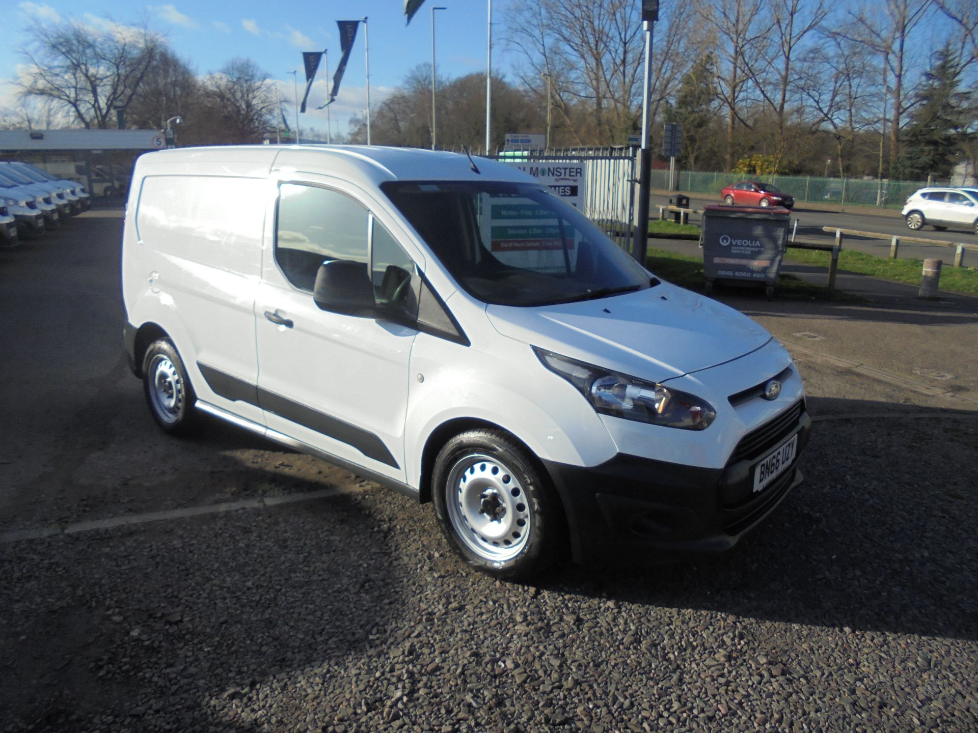 2016 Ford Transit Connect 200 L1 DIESEL 1.5 TDCi 75PS VAN EURO 5 (BN66UZY)