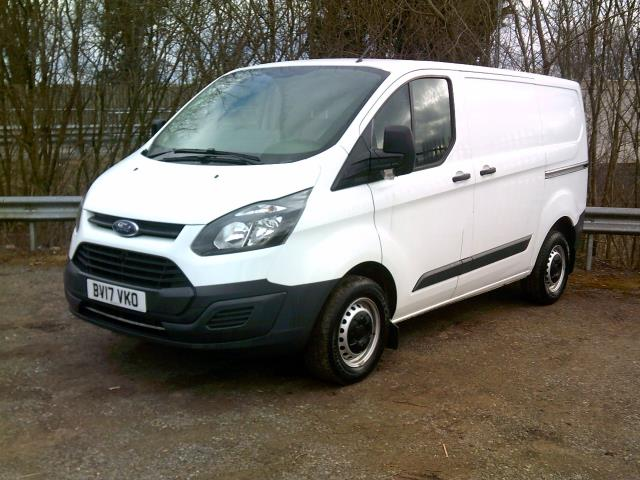 2017 Ford Transit Custom 290 L1 H1 2.2TDCI 105PS  (BV17VKO) Thumbnail 3