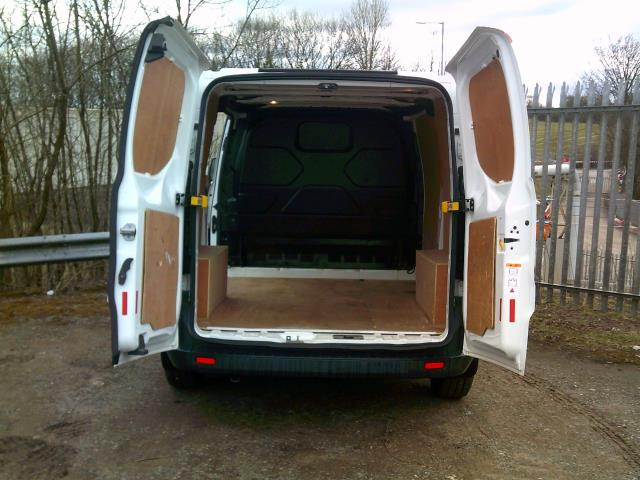 2017 Ford Transit Custom 290 L1 H1 2.2TDCI 105PS  (BV17VKO) Thumbnail 10