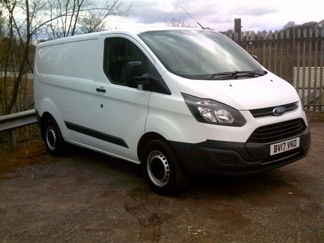 2017 Ford Transit Custom 290 L1 H1 2.2TDCI 105PS  (BV17VKO)