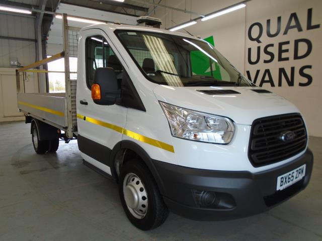 2015 Ford Transit 350 L3 DROP SIDE 125PS EURO 5 (BX65ZPM)