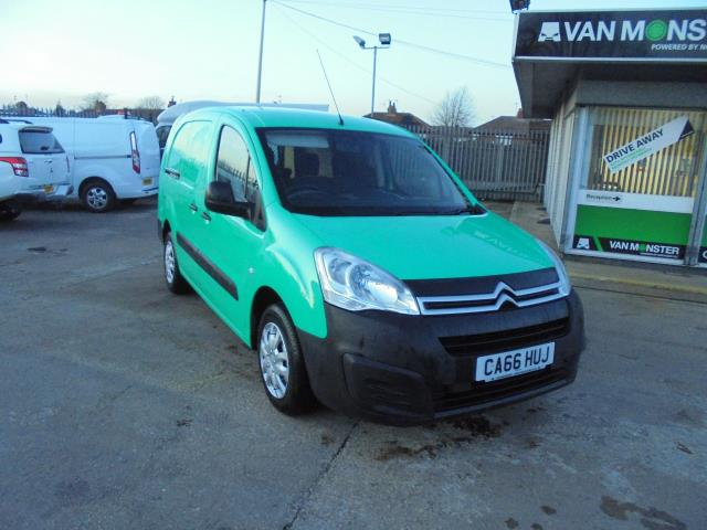 2017 Citroen Berlingo L2 DIESEL 1.6 BLUEHDI 750 LX 100PS EURO 6 *AIR CON* (CA66HUJ)