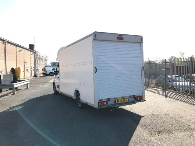 2014 Vauxhall Movano 35 13FT LUTON 125PS EURO 5 LOW LOADER (DL14XYA) Image 10