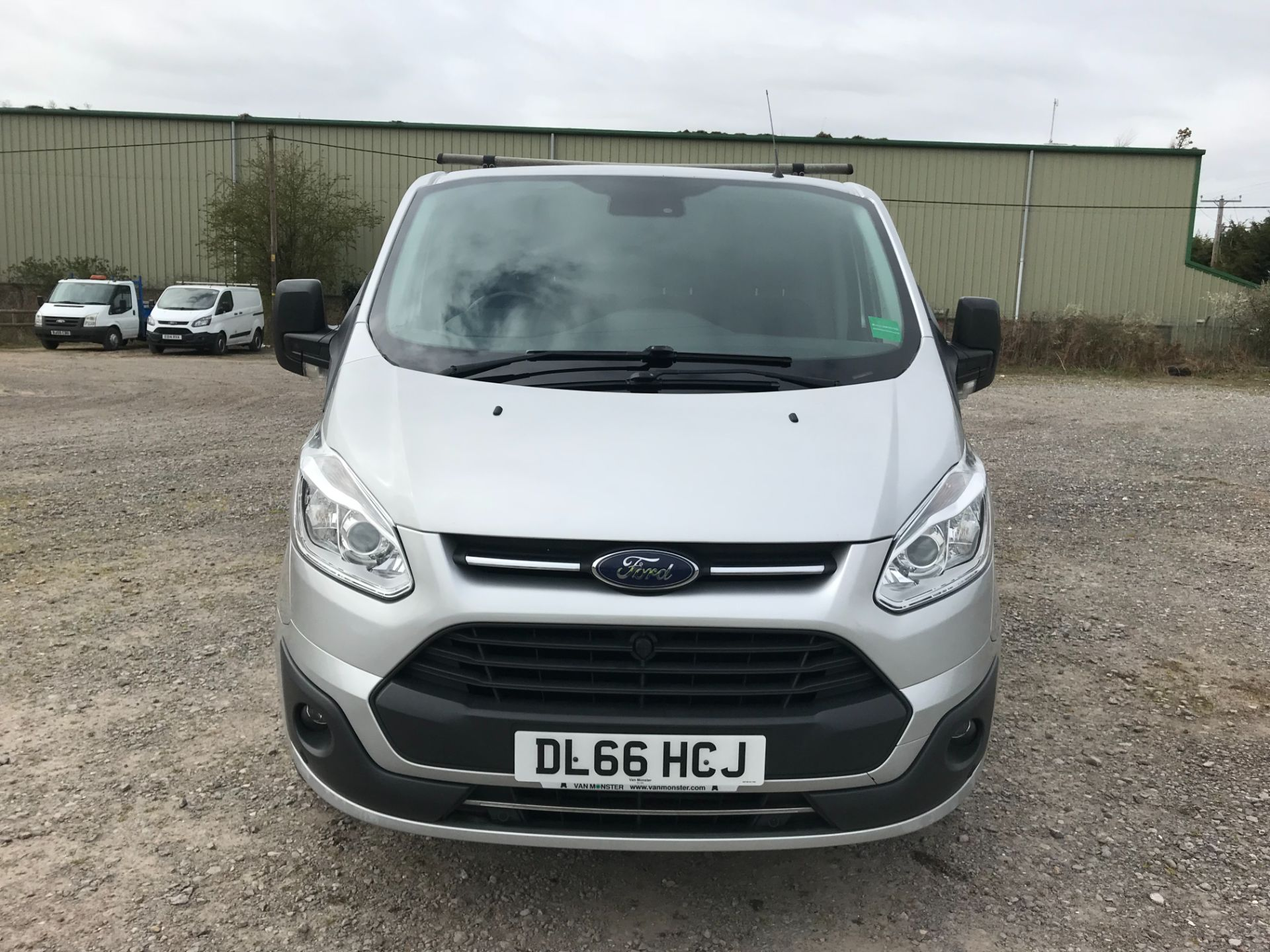 2016 Ford Transit Custom 270 L1 DIESEL FWD 2.0 TDCI 130PS LOW ROOF TREND VAN EURO 6 (DL66HCJ) Image 2