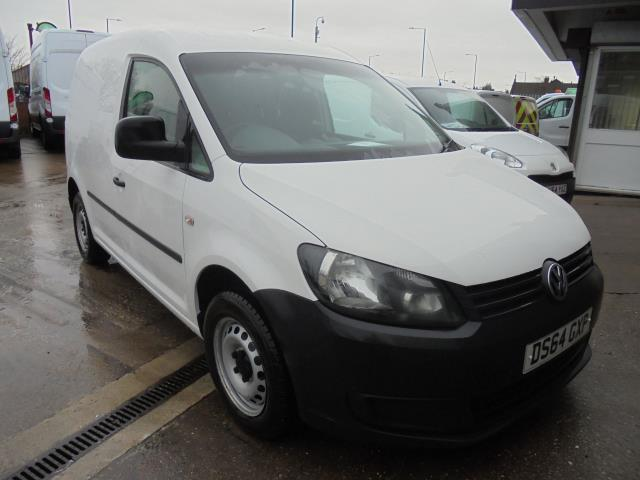 2014 Volkswagen Caddy 1.6 Tdi 75Ps Startline Van (DS64GXP)