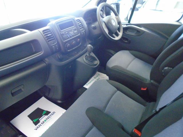2017 Vauxhall Vivaro  L2 H1 2900 1.6CDTi 120PS  (DU17UYH) Image 12