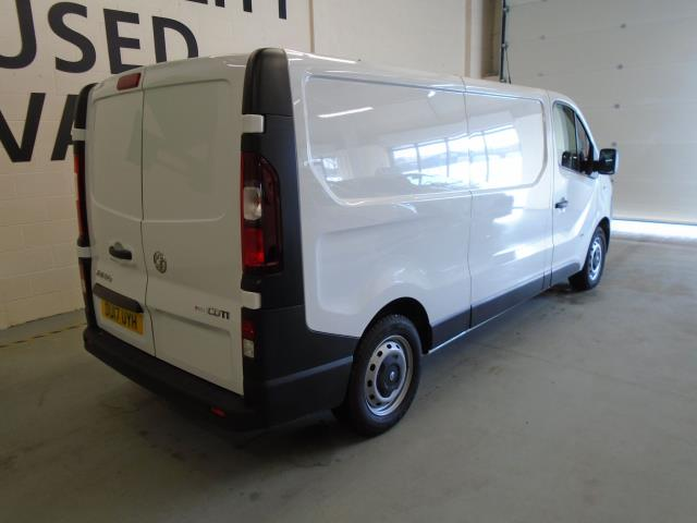 2017 Vauxhall Vivaro  L2 H1 2900 1.6CDTi 120PS  (DU17UYH) Image 16