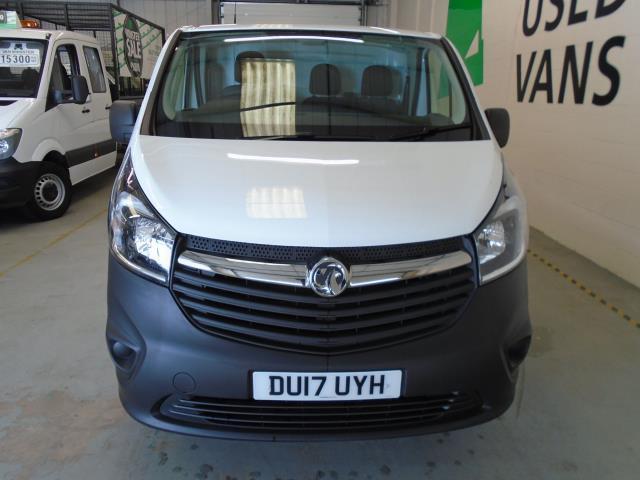 2017 Vauxhall Vivaro  L2 H1 2900 1.6CDTi 120PS  (DU17UYH) Image 2