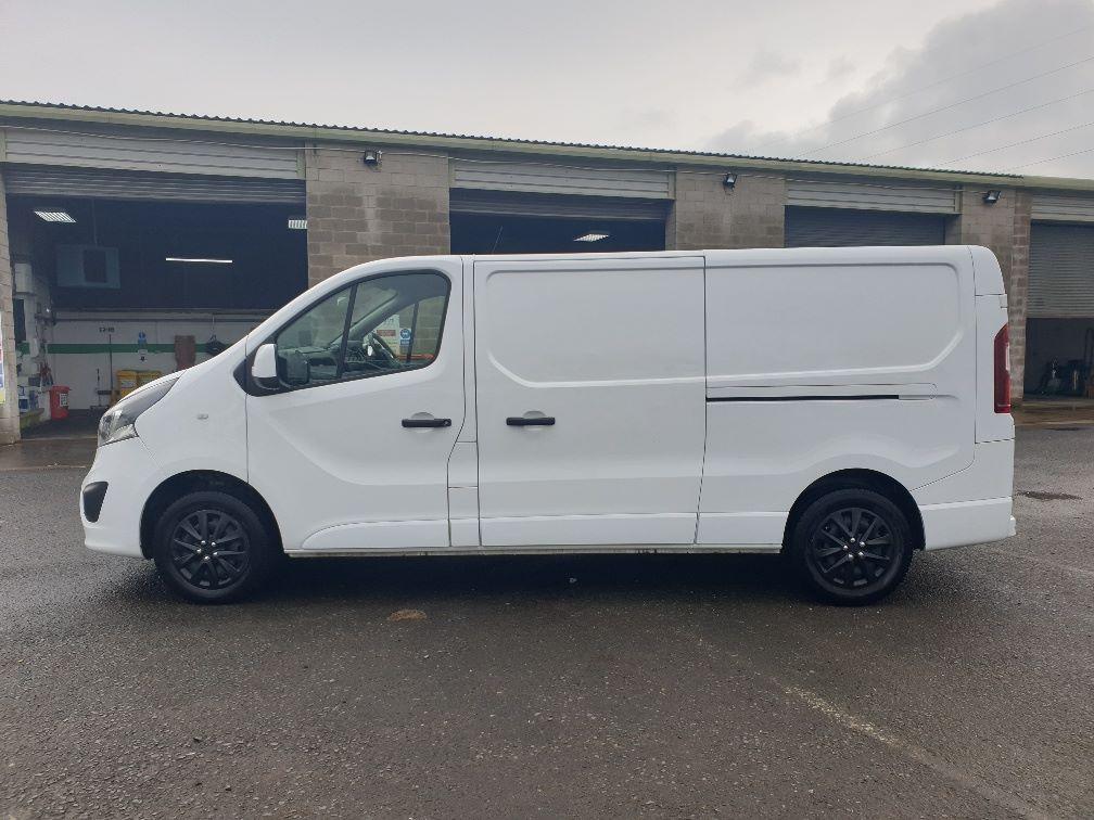 2018 Vauxhall Vivaro L2 H1 2900 1.6 120PS SPORTIVE EURO 6 (DU18WTR) Image 4