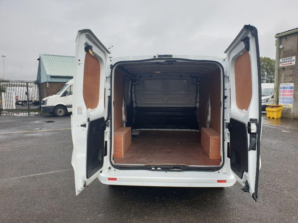 2018 Vauxhall Vivaro L2 H1 2900 1.6 120PS SPORTIVE EURO 6 (DU18WTR) Image 12