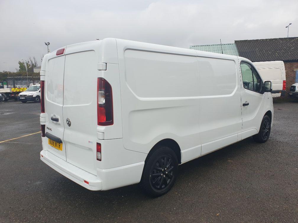 2018 Vauxhall Vivaro L2 H1 2900 1.6 120PS SPORTIVE EURO 6 (DU18WTR) Image 13