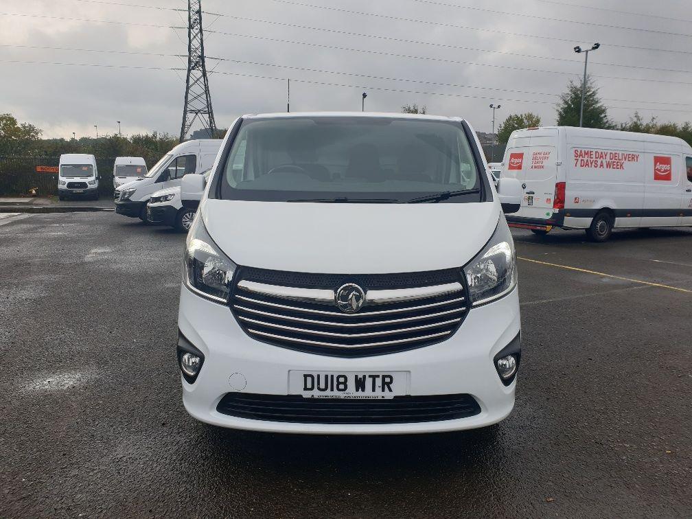 2018 Vauxhall Vivaro L2 H1 2900 1.6 120PS SPORTIVE EURO 6 (DU18WTR) Image 2