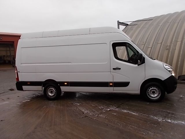 2014 Vauxhall Movano 35 L3 H3 125PS EURO 5  *VALUE RANGE VEHICLE - CONDITION REFLECTED IN PRICE* (DU64NHH) Image 2
