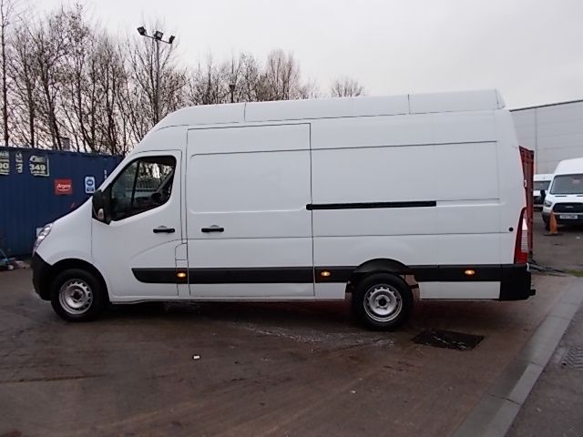 2014 Vauxhall Movano 35 L3 H3 125PS EURO 5  *VALUE RANGE VEHICLE - CONDITION REFLECTED IN PRICE* (DU64NHH) Image 6
