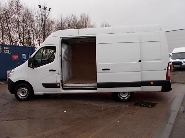 2014 Vauxhall Movano 35 L3 H3 125PS EURO 5  *VALUE RANGE VEHICLE - CONDITION REFLECTED IN PRICE* (DU64NHH) Image 10