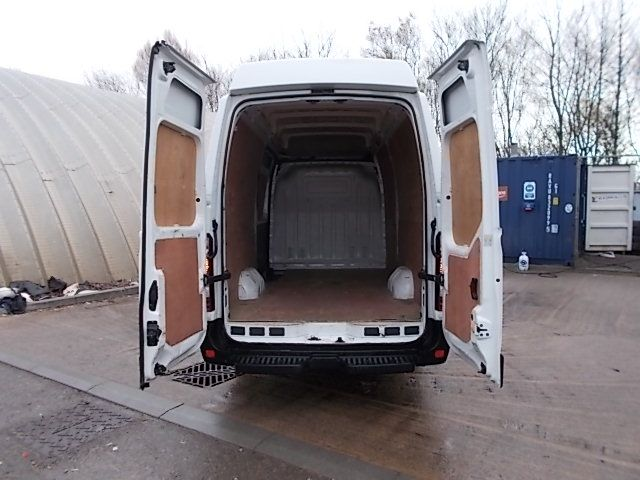 2014 Vauxhall Movano 35 L3 H3 125PS EURO 5  *VALUE RANGE VEHICLE - CONDITION REFLECTED IN PRICE* (DU64NHH) Image 9