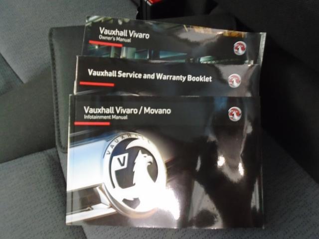 2016 Vauxhall Vivaro  L2 H1 2900 1.6 115PS EURO 5 (DU66GXC) Image 24
