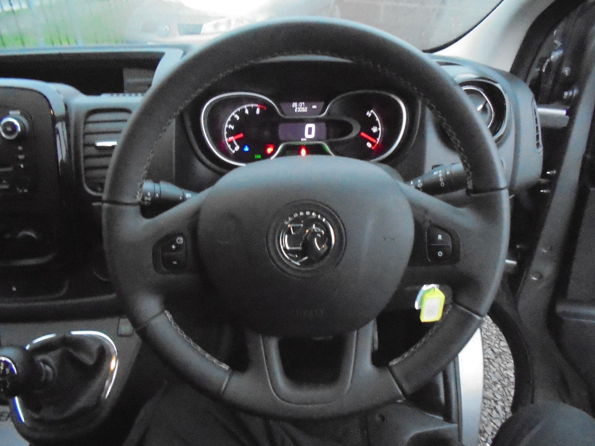 2018 Vauxhall Vivaro L2 2900 1.6CDTI 120PS SPORTIVE H1 EURO 6  (DV68XPM) Image 13