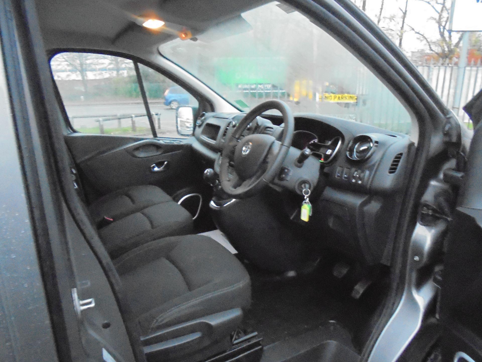 2018 Vauxhall Vivaro L2 2900 1.6CDTI 120PS SPORTIVE H1 EURO 6  (DV68XPM) Image 11