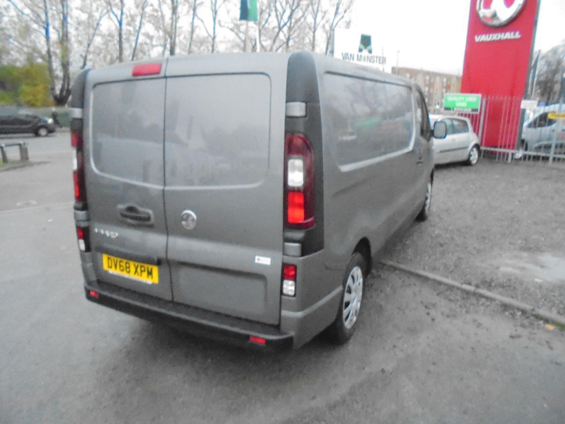 2018 Vauxhall Vivaro L2 2900 1.6CDTI 120PS SPORTIVE H1 EURO 6  (DV68XPM) Image 3