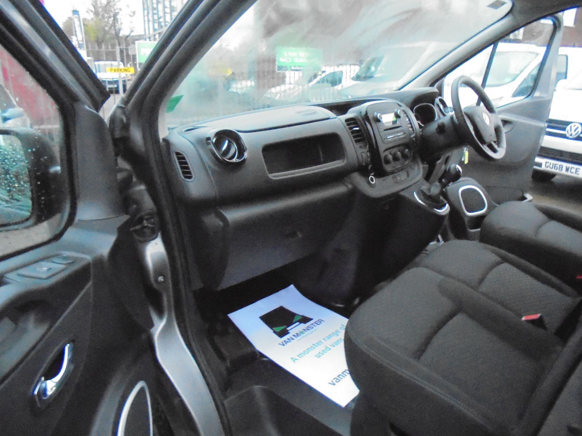 2018 Vauxhall Vivaro L2 2900 1.6CDTI 120PS SPORTIVE H1 EURO 6  (DV68XPM) Image 16