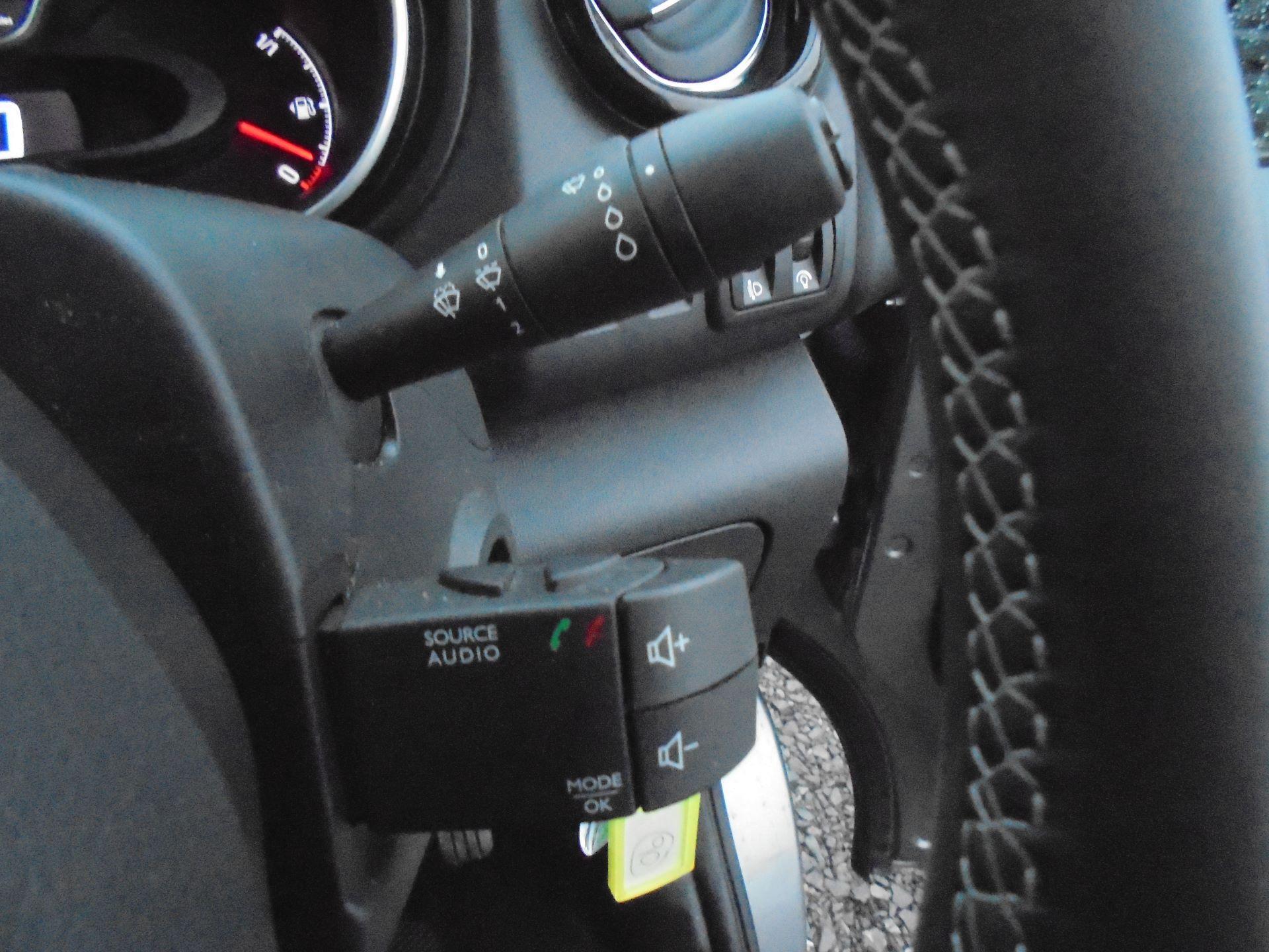 2018 Vauxhall Vivaro L2 2900 1.6CDTI 120PS SPORTIVE H1 EURO 6  (DV68XPM) Image 20